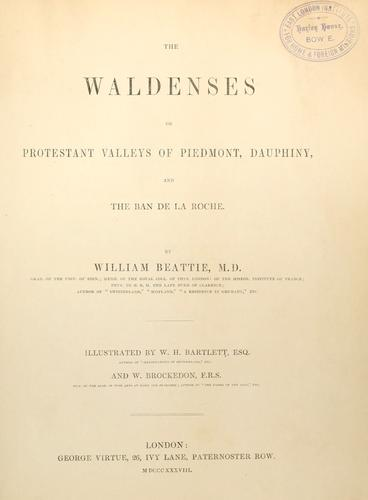 Download The Waldenses