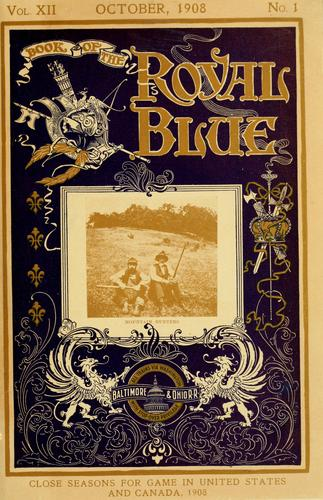 Download Book of the Royal blue.