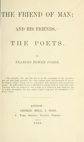 Download The friend of man, and his friends, the poets.