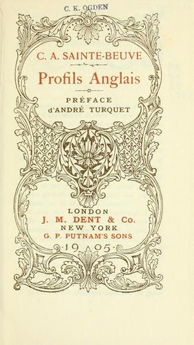 Download Profils anglais.