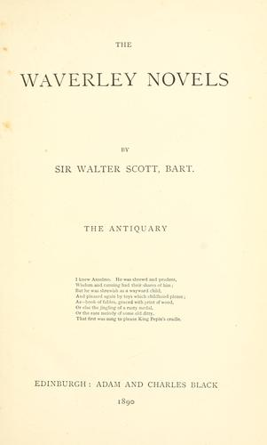 kenilworth by Sir Walter Scott