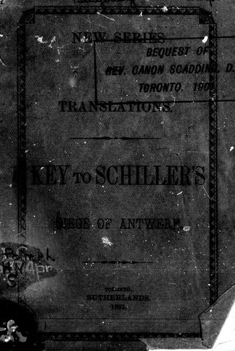 Download Key to Schiller's Siege of Antwerp