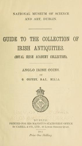 Download Guide to the collection of Irish antiquities.