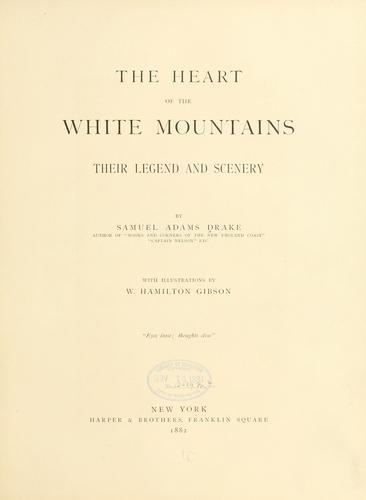 Download The heart of the White Mountains