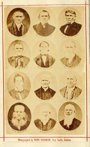 Henry County; past and present