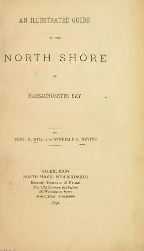 Download An illustrated guide to the North Shore of Massachusetts Bay
