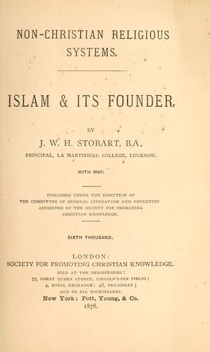 Download Islam & its founder
