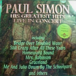 Paul Simon - Me and Julio Down by the Schoolyard