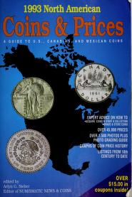 Cover of: North American Coins and Prices | Arlyn G. Sieber