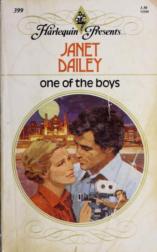 Cover of: One Of The Boys | Janet Dailey