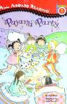 Cover of: Pajama party