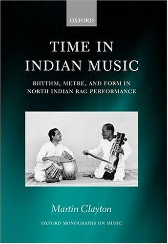 Time in Indian music by Clayton, Martin.