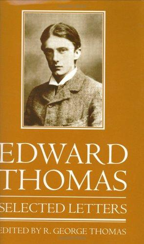 Selected letters by Thomas, Edward