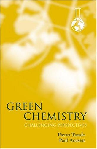 Green chemistry by