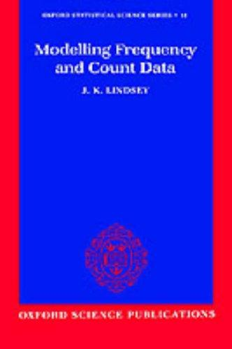 Modelling frequency and count data by James K. Lindsey