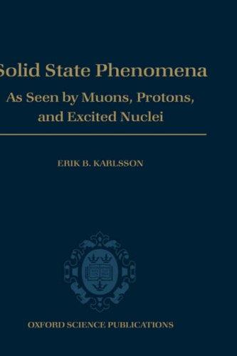 Solid state phenomena by E. Karlsson