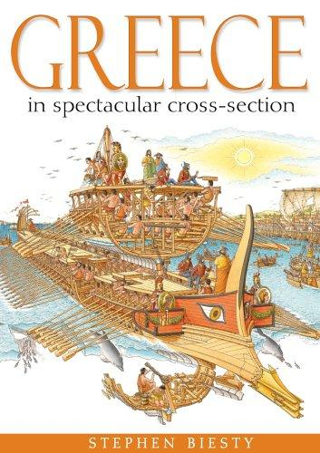 Greece in Spectacular Cross-section (Cross Section) by Ross, Stewart.