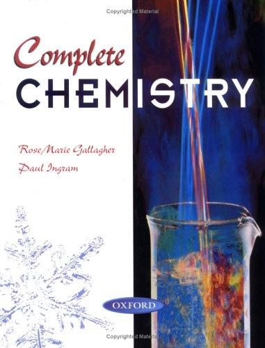 Complete Chemistry by Rosemarie Gallagher