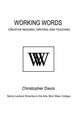 Working Words by Christopher Davis