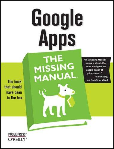 Google Apps by Missing Editorial Team