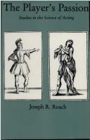 The player's passion by Roach, Joseph R.