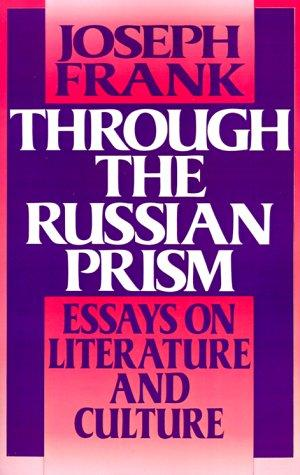 Through the Russian prism by Frank, Joseph