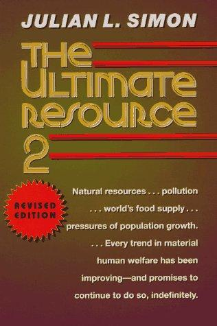 The ultimate resource 2 by Julian Lincoln Simon