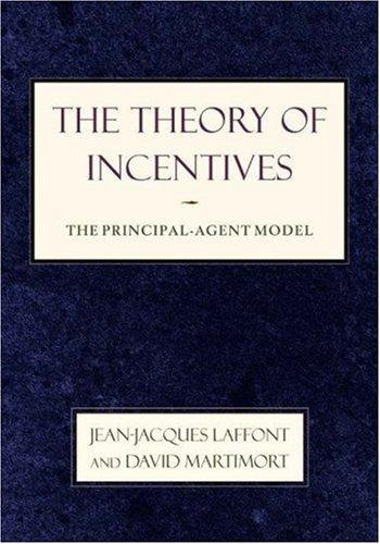 The theory of incentives by