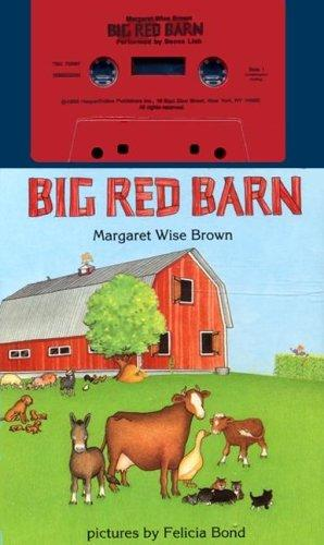 Big Red Barn (Board Book and Audio Cassette) by Margaret Wise Brown