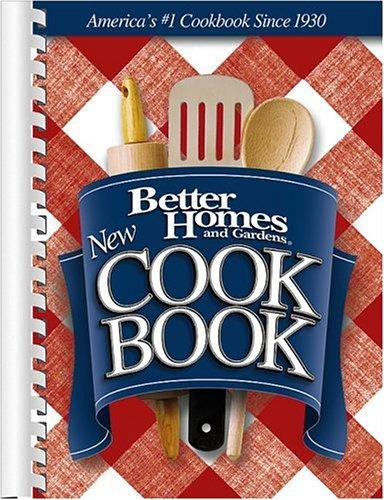 New Cook Book by Better Homes and Gardens
