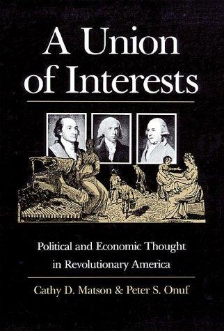 A union of interests by Cathy D. Matson