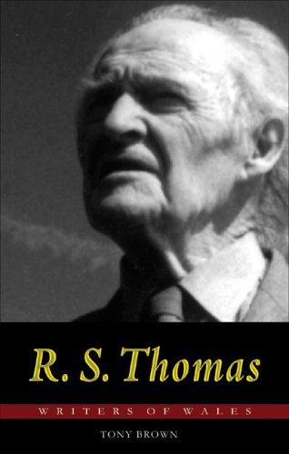 R. S. Thomas by Tony Brown