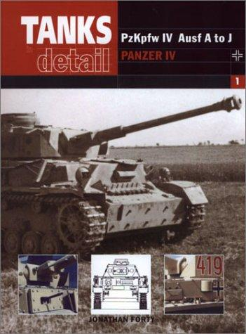 Panzer IV PzKpfw Ausf A-J by Jonathan Forty