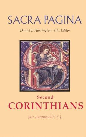 Second Corinthians by Jan Lambrecht