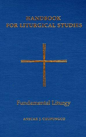 Handbook for Liturgical Studies