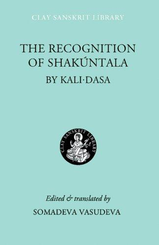 The recognition of Shakuntala by Kālidāsa.
