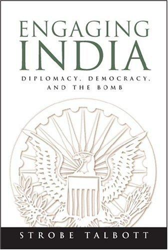 Engaging India by Strobe Talbott