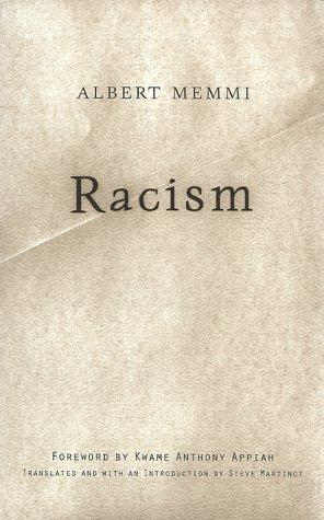 Racism by Albert Memmi