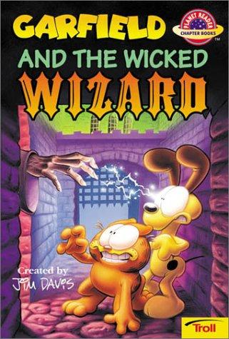 Garfield And The Wicked Wizard by Jean Little