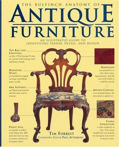 The Bulfinch anatomy of antique furniture by Tim Forrest