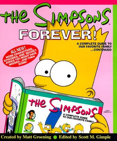 The Simpsons forever! by Matt Groening