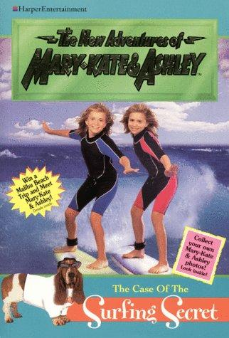 New Adventures of Mary-Kate & Ashley #12: The Case Of The Surfing Secret by Ilse Wagner