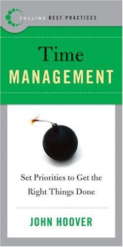 Best Practices: Time Management