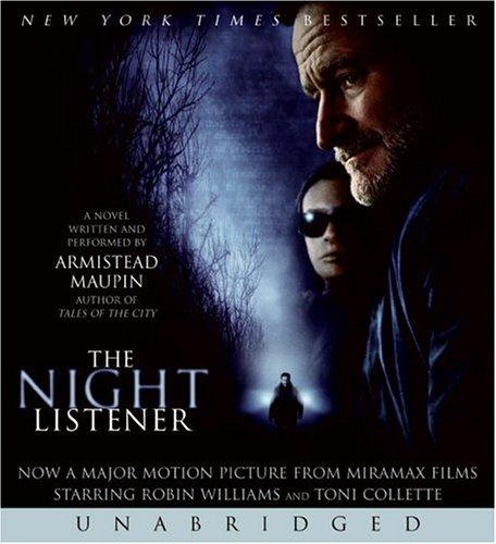 The Night Listener Movie Tie-In Edition CD by Armistead Maupin