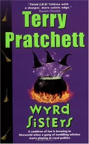 Wyrd Sisters book cover