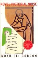Novel Pictorial Noise (National Poetry Series)