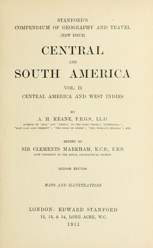 Central and South America.